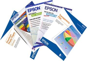 Epson Media Paper