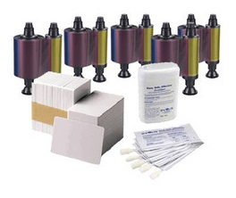 ID Card Printer Supplies