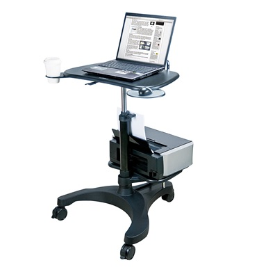 Mobile Workstation Carts