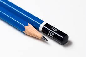 Pencils & Erasers