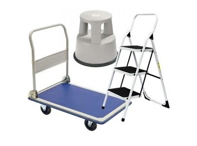 Trolleys, Steps & Ladders