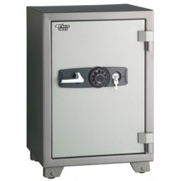 Eagle Safe ES-080 Fire Resistant Key and Electronic Lock 165 KG