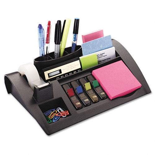 3m post it c50 desk organizer set brown - Desk organizer sets ...