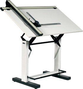 Bieffe Bf 13 Professional Drafting Stand Quickoffice Ae