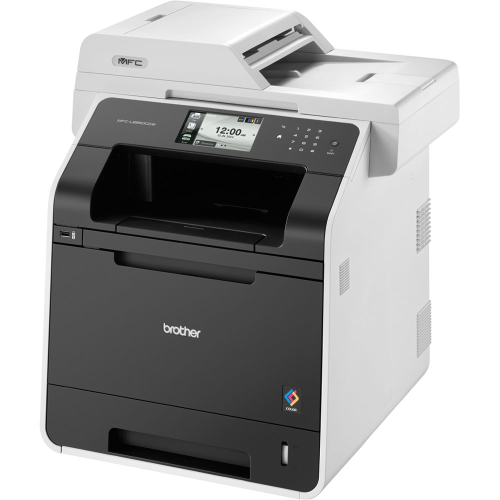 Brother MFC-L8850CDW Wireless Colour Multifunction Laser Printer