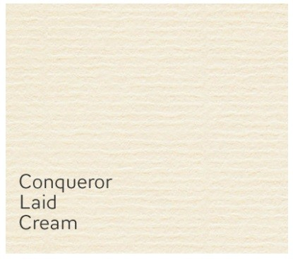 Conqueror Laid Textured Ream Of Paper A4 100gsm 500 Sheets