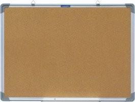 cork board aluminium frame 60cmx90cm