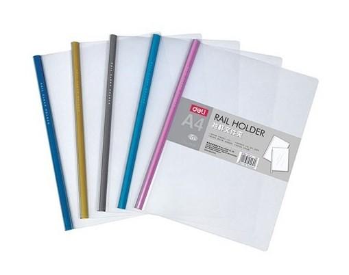 deli e5530 sliding bar report covers stationery dubai abu dhabi