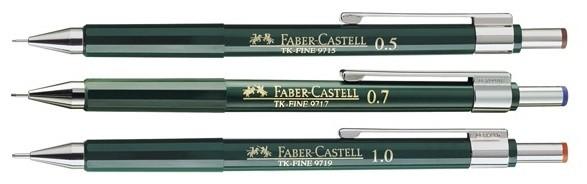 Faber-Castell TK-Fine 9715 Automatic pencils 0.5mm