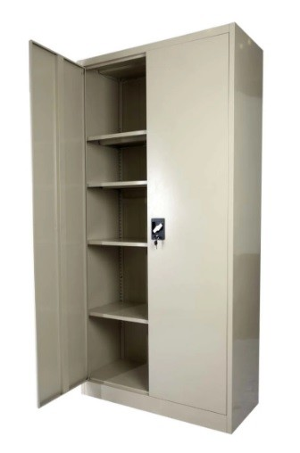 Buy Full Height Steel Cupboard Swing Door Dubai Abu