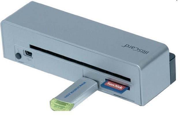 Iriscard anywhere 5 business card scanner colourmoves