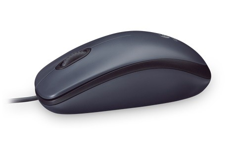 eefd66608d3 Logitech M90 Optical Wired USB Mouse   Computer Accessories   Quick ...
