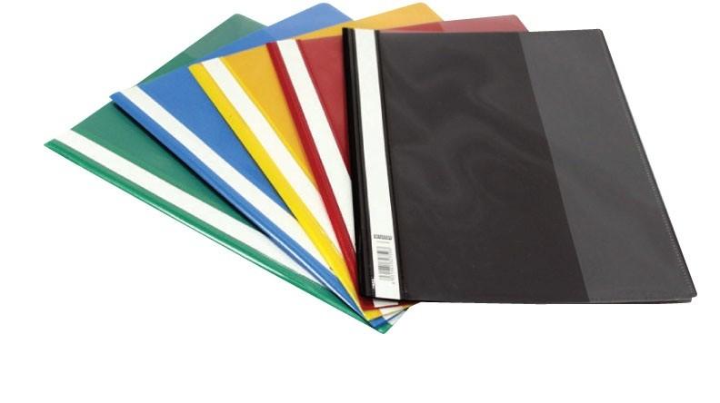 Project Files A4 Yellow Pk 50 Stationery Dubai Abu