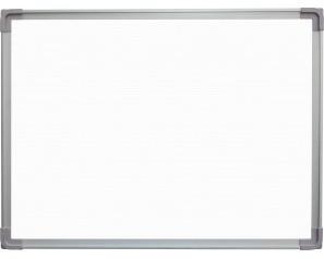 drywipe magnetic whiteboard aluminium frame 90 x 150cm - Magnetic White Board
