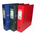 "Bantex PVC Colored Box File Broad 3"" Spine Foolscap"