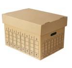 Bassile 114097 Storage box, 35.5 X 44 X 29 cm [PK/10]
