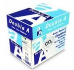 Double A Premium Copy Paper, White, A4 , 80 gsm, 5 Reams/Box