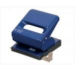 Kangaro DP-520, 2 Hole Paper Punch, 25 Sheets Capacity, Random Color