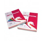 Sinar Spectra Colored Paper, A4, 80gsm, 10 Asst. colors PK/250 Sh