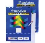 FlipChart Pad, 60X90cm, White, 25 Sheets/Pad