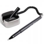 Deli 6796 Gel Ink Counter Pen, Black Ink