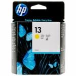 HP 13 YELLOW INK CARTRIDGE