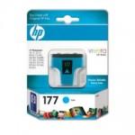 HP 177 Cyan Ink Cartridge (C8771HE)