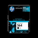 HP 564 Black Ink Cartridge (CB316WA)