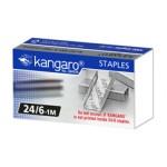Kangaro Staples 24/6 (1M) PK/1000