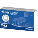 Kangaro Staples T-13 for Tacker, 1000/Pack