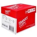Smart Copy A4 Paper, White, 80gsm 5x500/Box