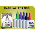 TEX 900 Stamp Ink, 28ml, Blue