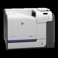 HP Laserjet Enterprise M551dn A4 Colour Laser Printer (CF082A)