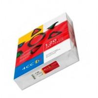 4CC Premium Paper, White, A4, 120 gsm, PK/500