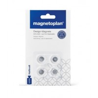 Magnetoplan Innovative Design Magnets 20MM PK/4