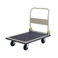 Prestar NF-301 Platform Trolley, Folding Handle, 300kg | Japan