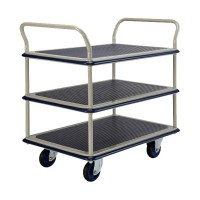 Prestar NF-305 Triple Deck Platform Trolley, 300kg | Japan