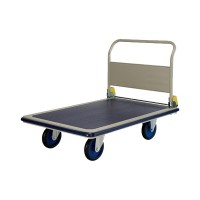 "Prestar NG-401-8 8"" Folding Handle Platform Trolley, 500kg 