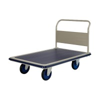 "Prestar NG-402-8 8"" Fixed Handle Platform Trolley, 500kg 
