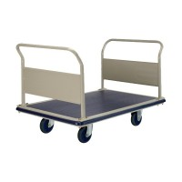 "Prestar NG-403-6 6"" Dual Handle Platform Trolley, 500kg 