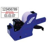 Atlas PL-1000E Two-Line Price Labeller - 10 x 10 digits