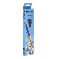 Atlas 161 Triangular Grip HB Pencil PK/12