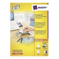 Avery® AB1800 CD Design Kit, 117 mm