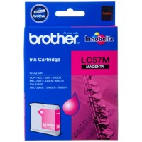 Brother LC57M Magenta Ink Cartridge