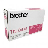 Brother TN-04M Magenta Toner Cartridge
