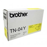 Brother TN-04Y Yellow Toner Cadridge