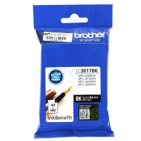 Brother LC3717BK Black Ink Cartridge
