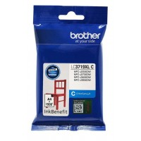 Brother LC3719XL High Yield Cyan Ink Cartridge | MFC-J3530DW / MFC-J3930DW