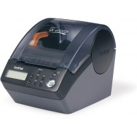 Brother QL-650TD 62mm Wide Label Printer, Stand alone & PC Connected