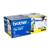 Brother TN-150Y Yellow Toner Cartridge